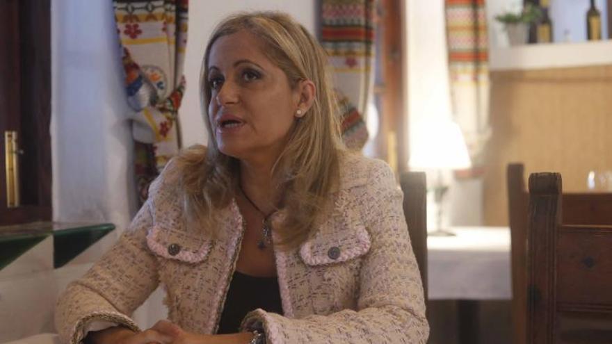 """Mariola Hoyos: """"Los valencianos no hemos sabido sacar adelante al VCF, a ver si ahora..."""""""