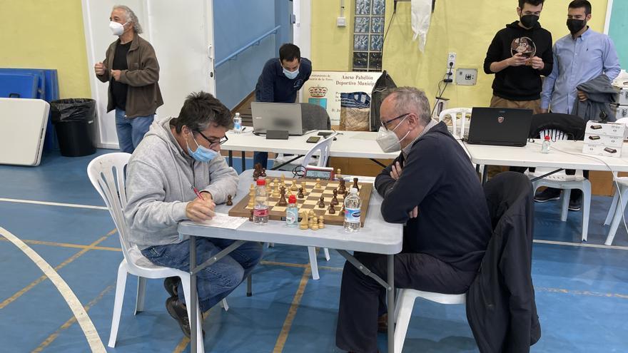 Más de un centenar de jugadores se citan en el Torneo de Ajedrez Juvenil y Veterano Málaga 2021