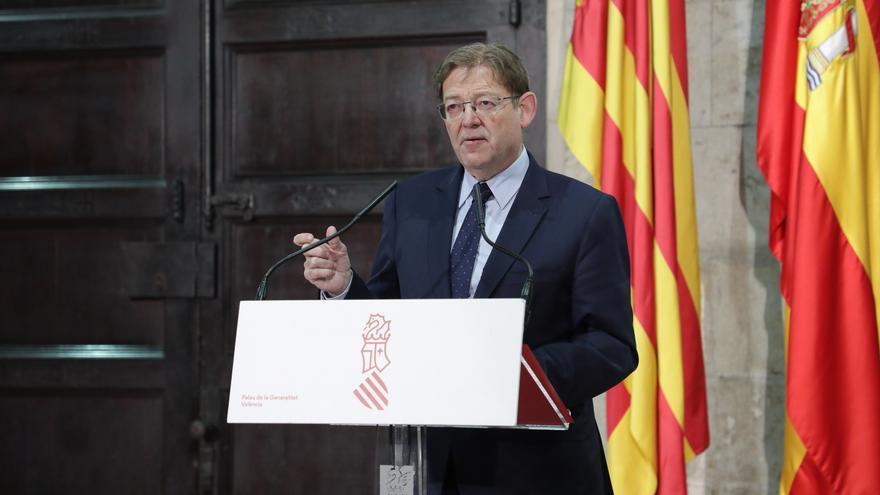 La Generalitat decreta el cierre perimetral de la Comunitat Valenciana