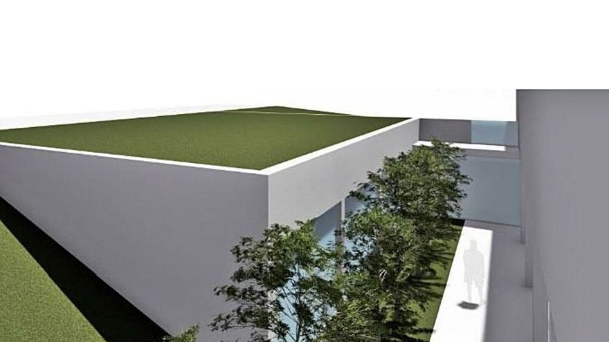 Cambre saca a concurso por 187.000 euros la ampliación del complejo deportivo de A Barcala