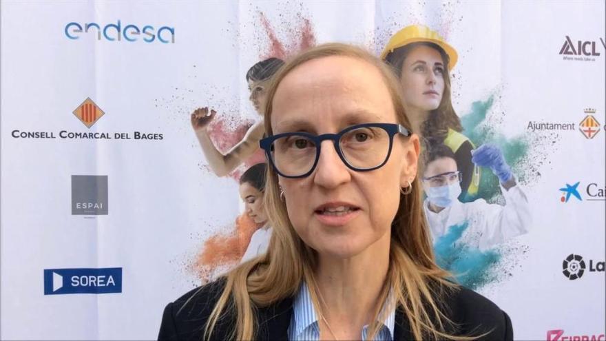 eWoman 2019: Nerea de la Corte, responsable de gestió mediambiental d'Endesa