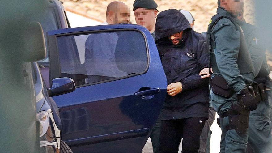 El asesino de Marta Calvo, a una celda común tras casi un año 'sabático' en la Enfermería