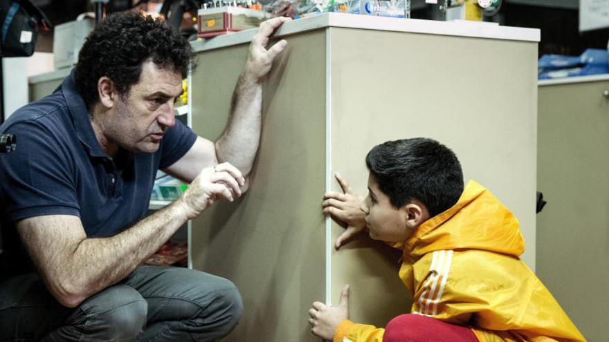 Daniel Calparsoro regresa a la gran pantalla con 'El Aviso'