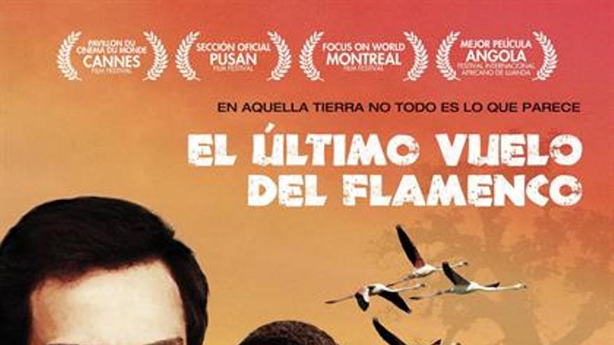 El ultimo vuelo del flamenco