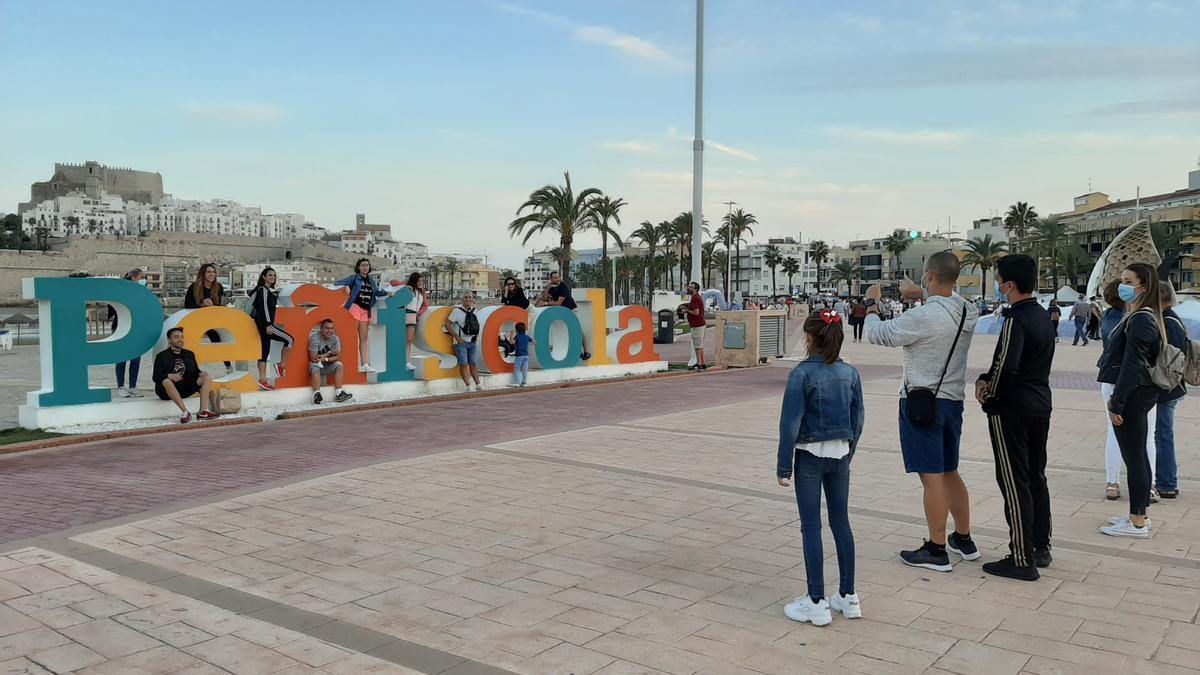 Peñíscola trabaja para poner en marcha el próximo año el plan de sostenibilidad turística.