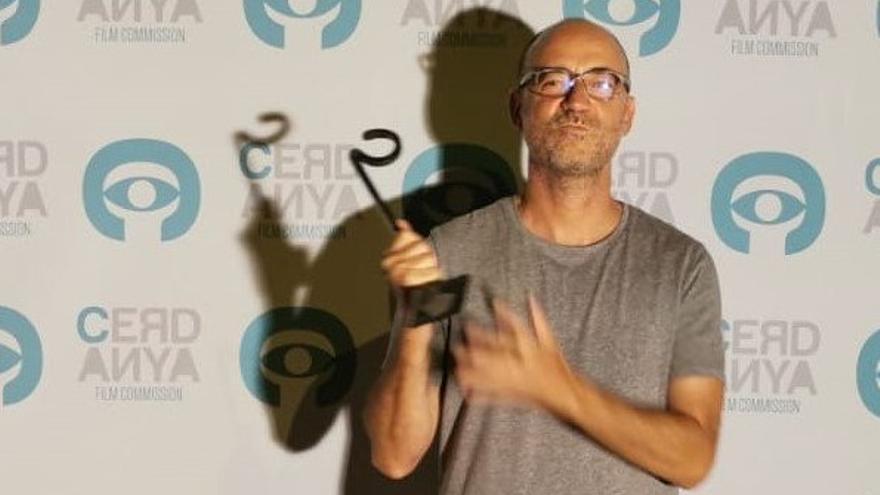 Josep Pérez obté el premi a millor documental al Festival de la Cerdanya