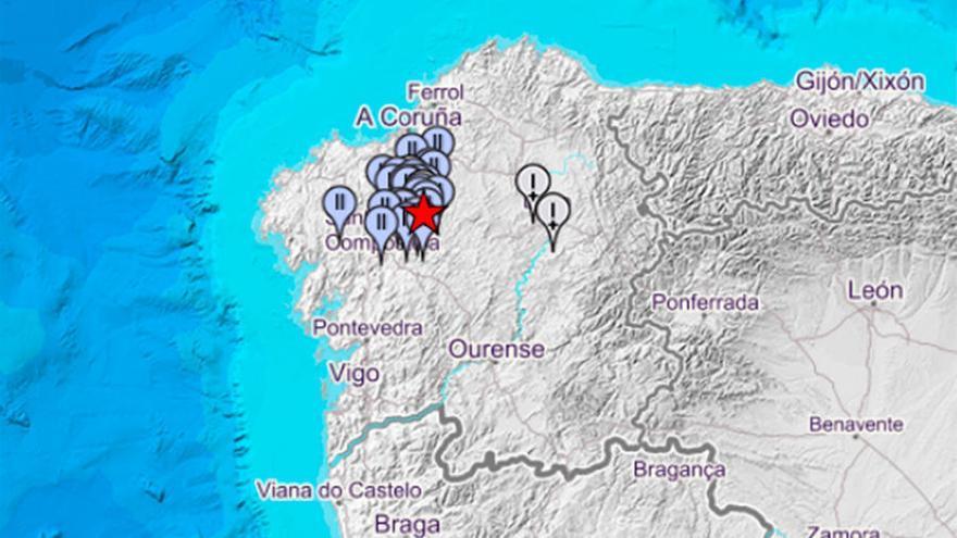 Galicia vive en plena pandemia un terremoto de magnitud histórica
