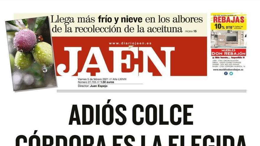 Córdoba, base logística del Ejército: Fuerte malestar en Jaén, decepción y resignación en el resto de candidatas