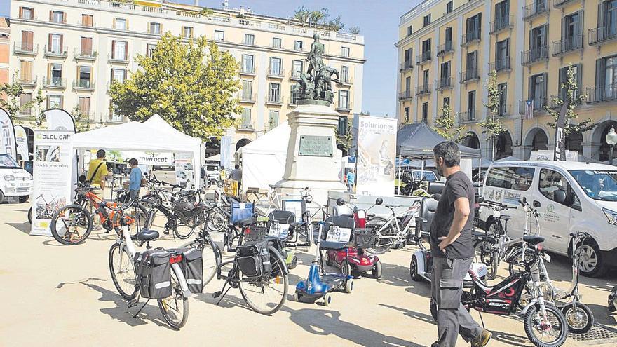 Torna la fira del vehicle elèctric de Girona