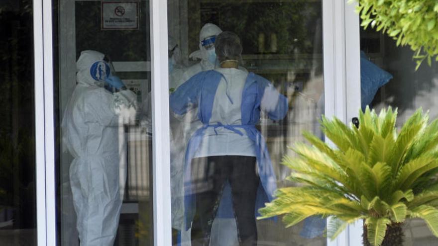 Se alivia la presión en los hospitales en un día con 23 muertos