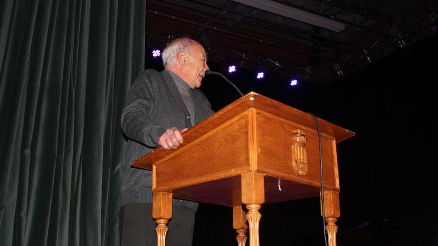 El hijo de Lillo Cánovas recuerda a su padre en la apertura de la 33 Semana Musical