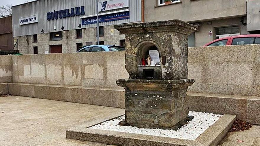 El Concello adjudica las obras de mejora del Peto de Ánimas de Soutelo de Montes