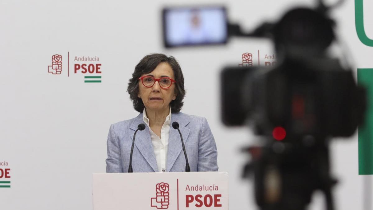 Rosa Aguilar.