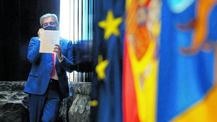 Canarias avisa a Madrid que peleará por el incentivo fiscal en Sociedades