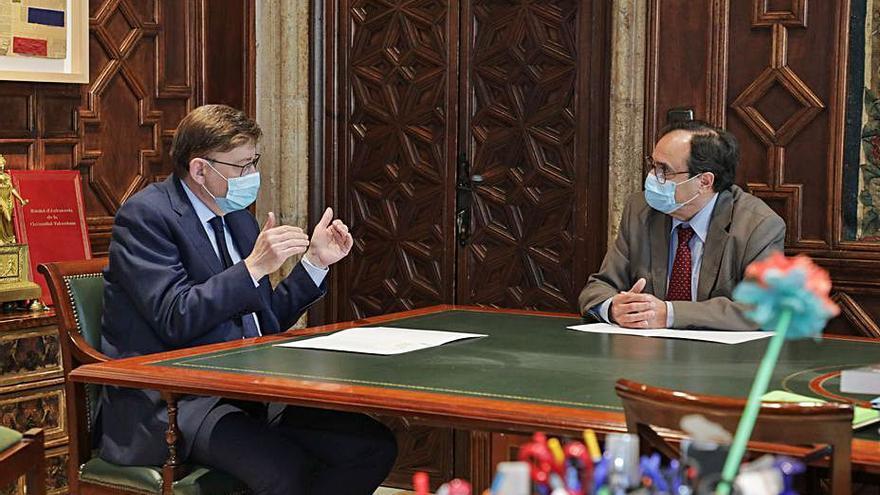 Hacienda levanta el control a la Generalitat al cumplir los pagos
