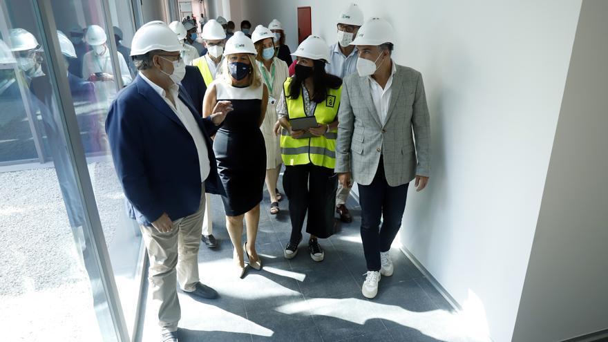 La Junta anuncia el final de las obras del centro de salud de San Pedro y su puesta en servicio este año