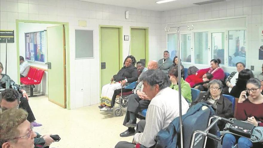 Pacientes denuncian el caos en las urgencias del General