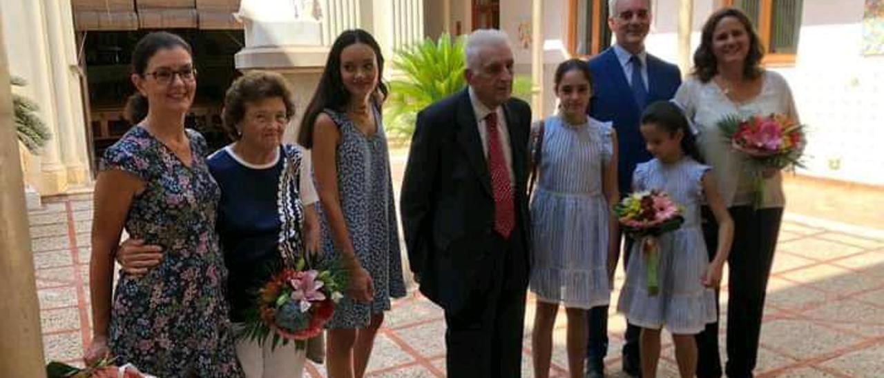 Homenaje a José Mª Boquera | VICENTE GUEROLA