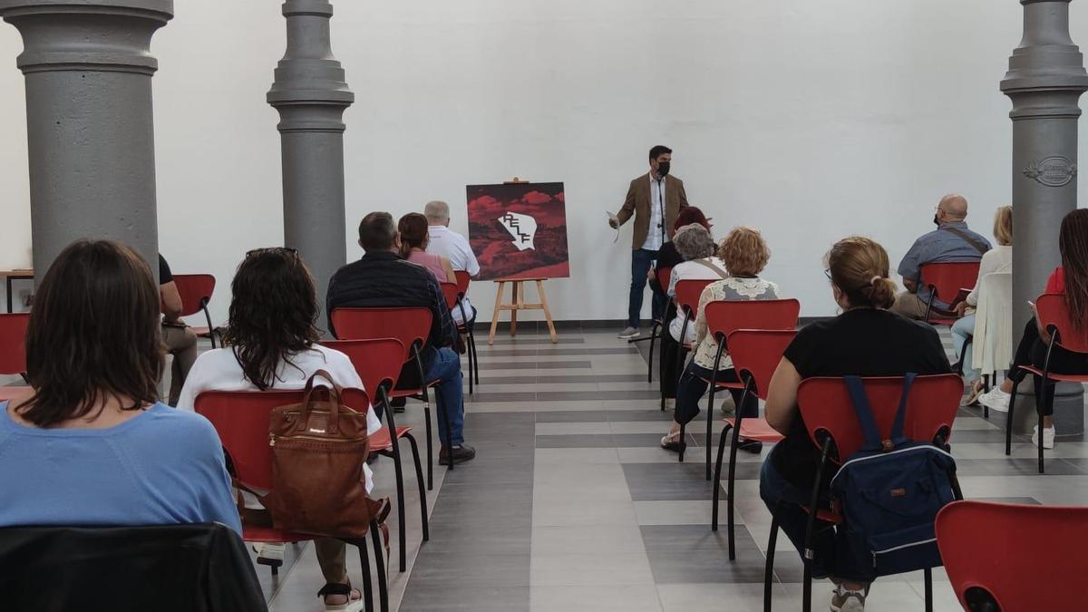 Presentación del plan estratégico de Las Fuentes.