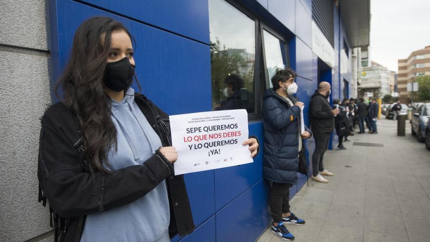 Hosteleros del ocio nocturno demandan al Estado el pago íntegro de los ERTE para sus trabajadores