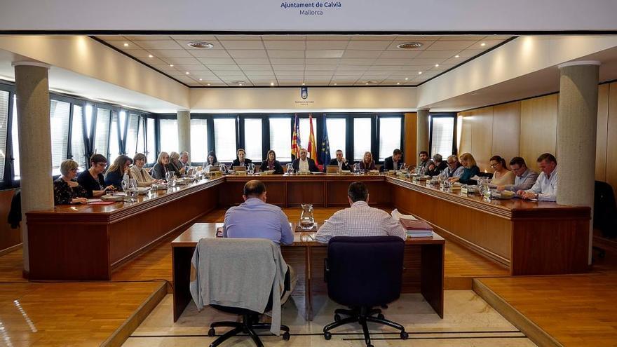 Calvià cede toda la disciplina urbanística en suelo rústico al Consell