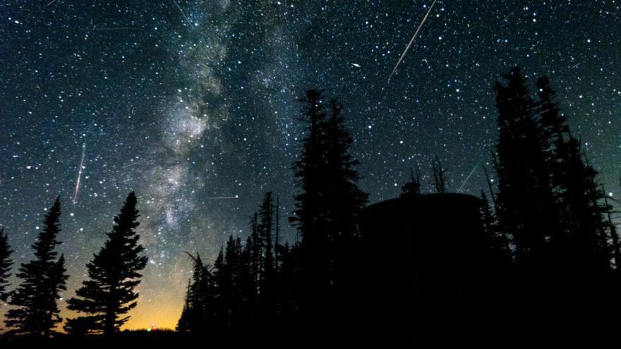 Cómo y dónde disfrutar de la lluvia de estrellas de las Perseidas