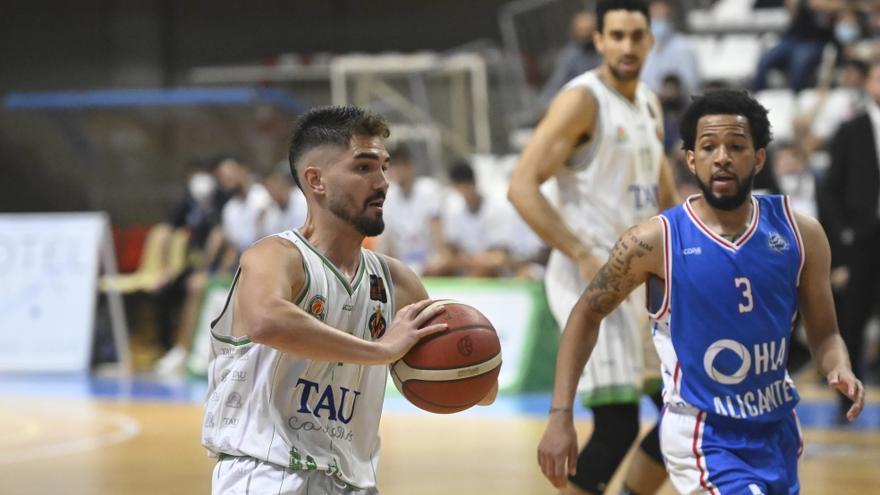 EL TAU Castelló, a por el pase a semis del 'play-off' a ACB