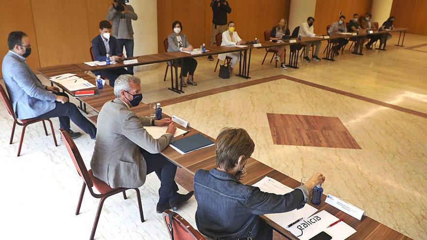 La Xunta inyectará 2,5 millones a hoteles y restaurantes con más de 25 empleados
