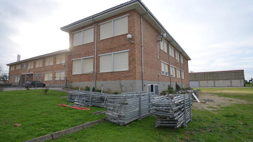 Sanxenxo acometerá durante el verano labores de mejora en seis centros educativos del municipio