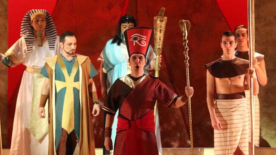 Aida en las alturas