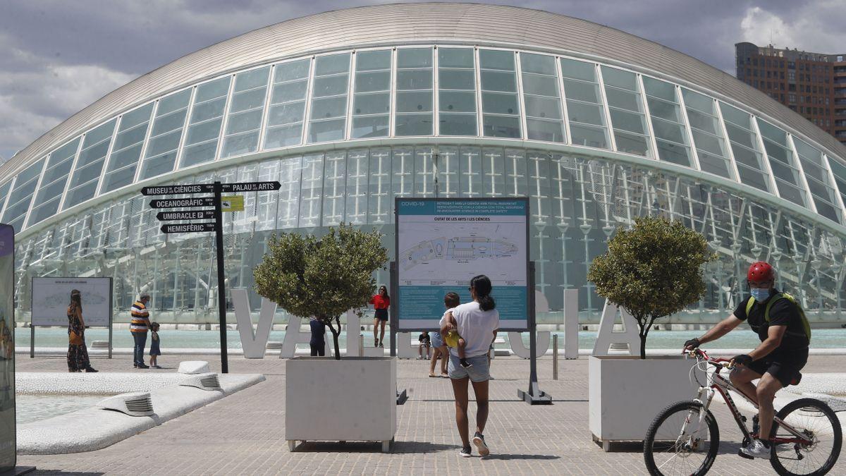 València, la mejor ciudad del mundo para vivir, según un estudio.