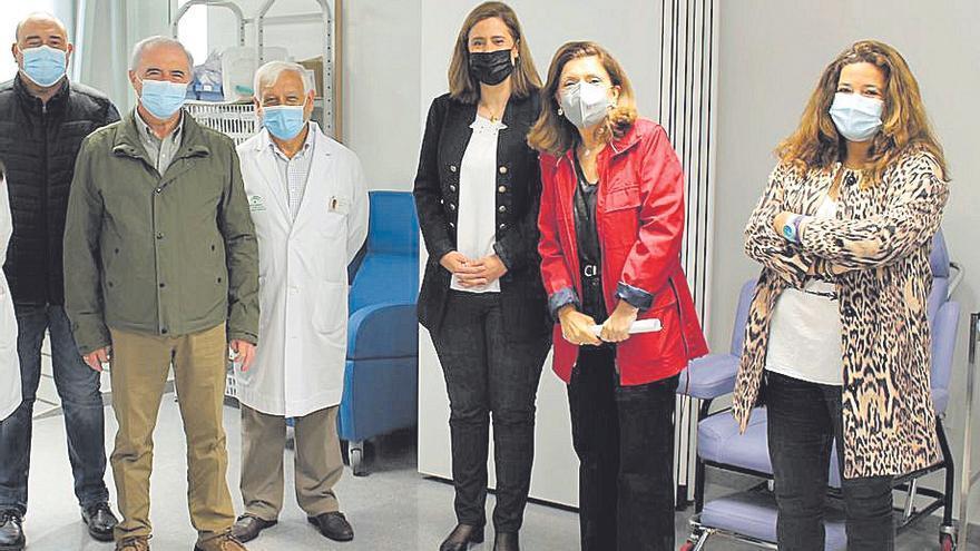 Botella apuesta por retomar la cirugía menor ambulatoria en Baena