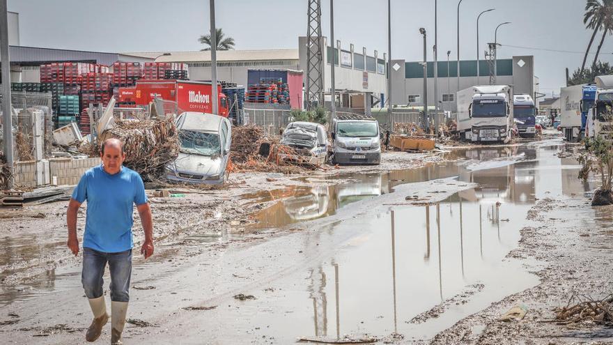 BBVA se solidariza y apoya a las familias y empresas afectadas por las inundaciones en la Comunitat Valenciana
