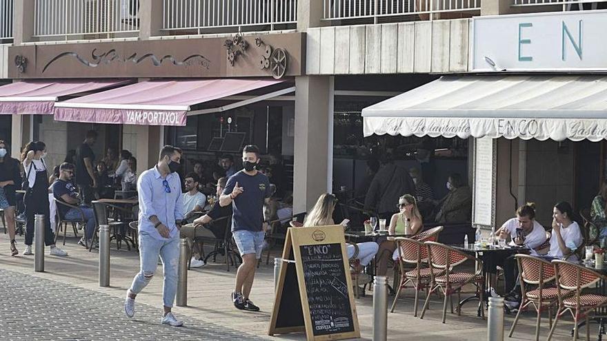Restaurant-Restriktionen werden weiter gelockert