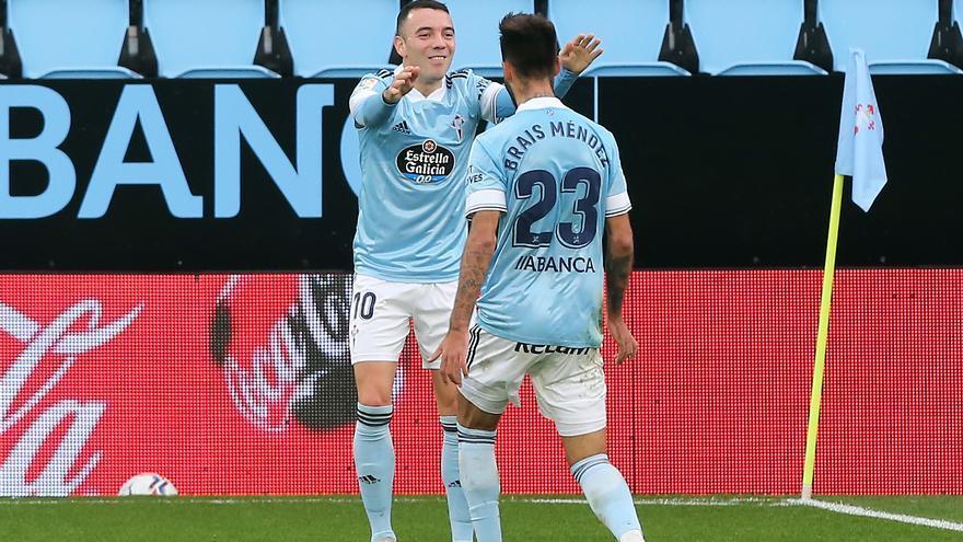 Brais Méndez e Iago Aspas, en la prelista de 50 para la Eurocopa