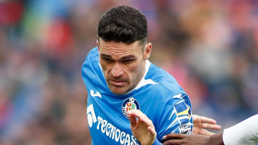 Investigan a Jorge Molina por el supuesto amaño del Getafe-Villarreal del año pasado