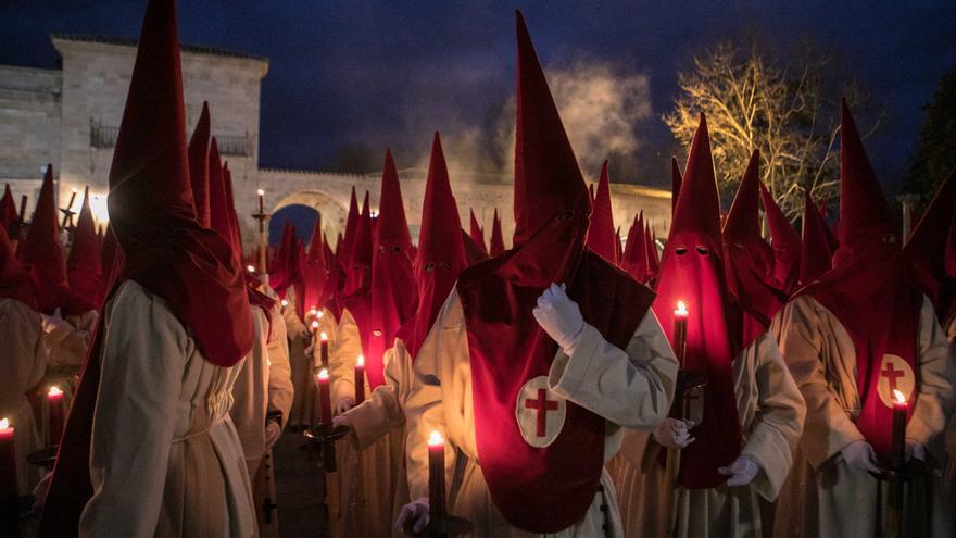 VÍDEO | Revive la procesión del Silencio de la Semana Santa Zamora