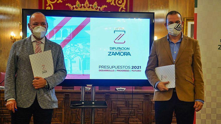 La Diputación de Zamora anuncia una rebaja del IAE