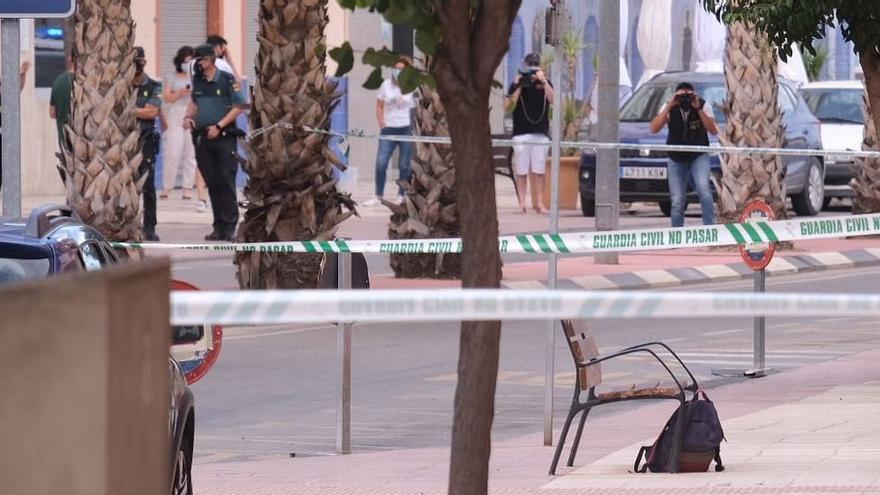 Guardia Civil explosiona la mochila sospechosa de la localidad alicantina de Sax y se descarta la presencia de una bomba