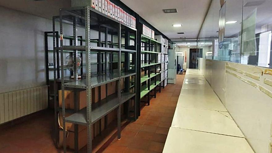 Benavente traslada su sede administrativa al Ferial desde hoy