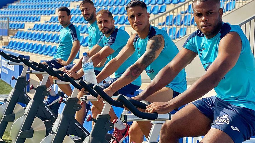 El Atlético Baleares examina su solvencia ante el filial del Madrid