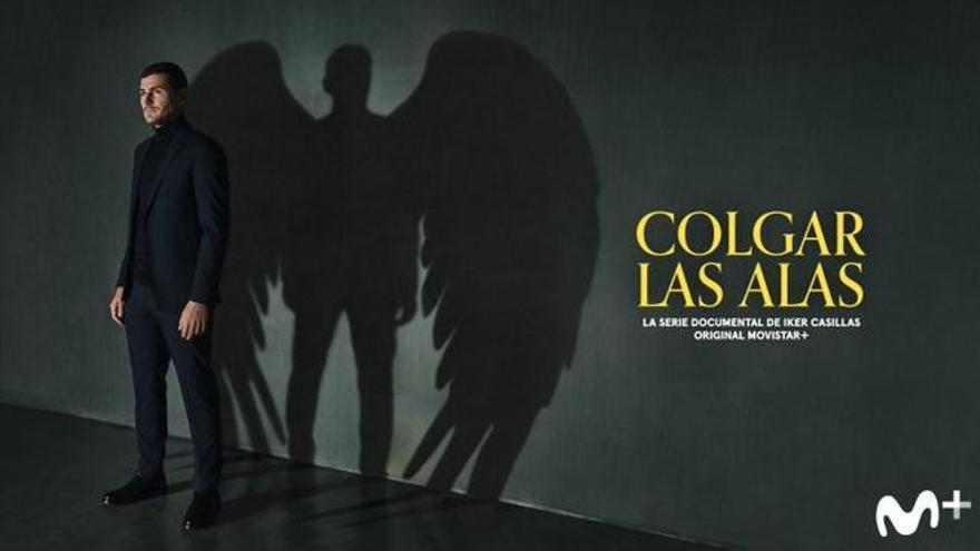 'Colgar las alas', la docuserie sobre Iker Casillas, ya tiene fecha de estreno en Movistar+
