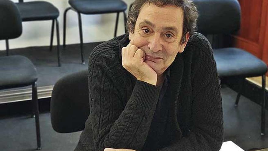 Agustí Villaronga pondrá sobre el escenario   la constelación familiar de 'Clitemnestra'