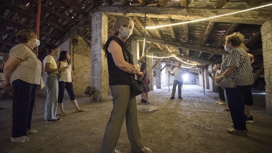 Visita a la Manresa Desconeguda: la fàbrica del Salt