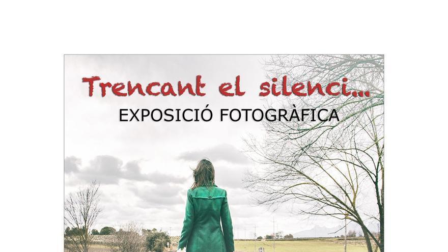 Exposició Trencant el silenci