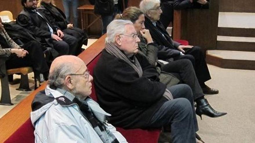 La Fiscalía pide prisión sin fianza para Millet y Montull