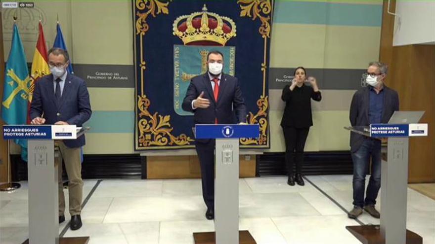 Asturias ordena el cierre perimetral de la comunidad para no salir ni entrar desde otras regiones