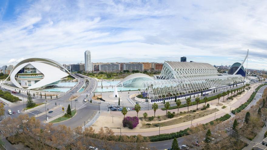 La Ciutat de les Arts i les Ciències ofrece descuentos del 30 % en el puente del 9 d'Octubre para el público de la Comunitat Valenciana