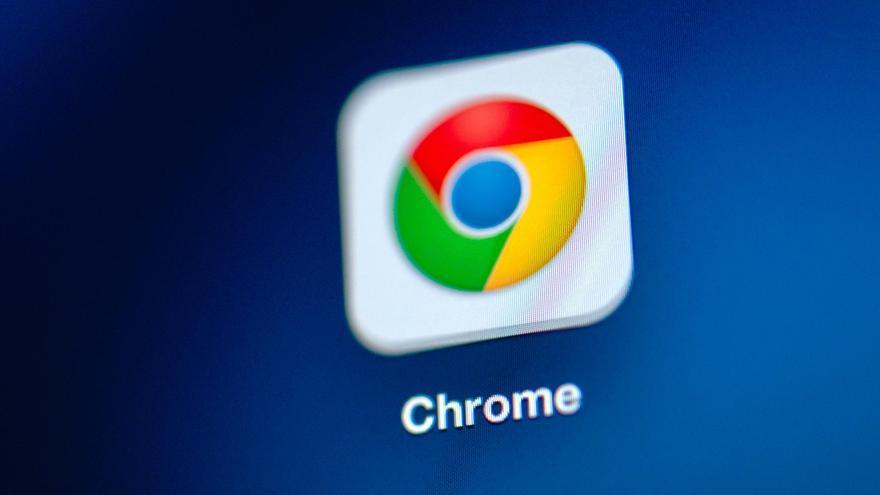 El navegador Chrome de Google.