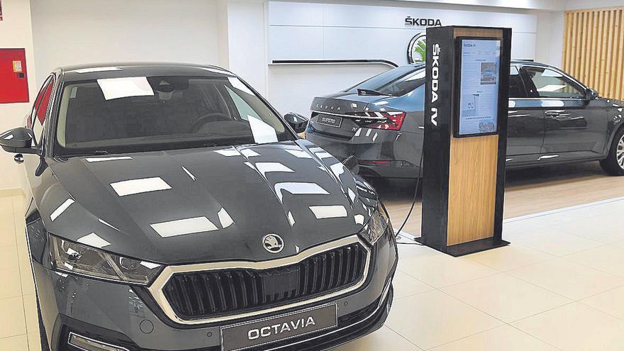 El Skoda Enyaq iV marca un futuro  electrificado